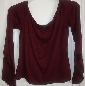 Rue+ Burgundy Shirt